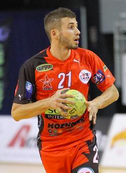 Victor Boillaud - Ancien handballeur professionnel